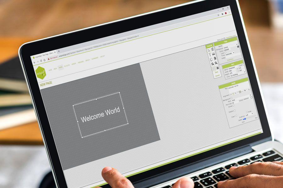 cloud based digital signage software