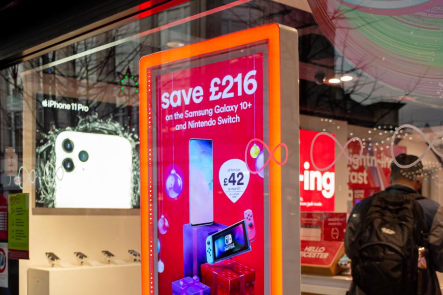 Deals & Offers on Digital Signage