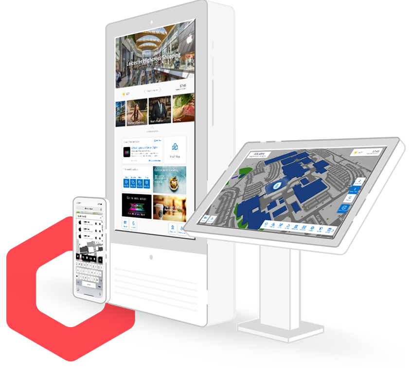 custom self service software